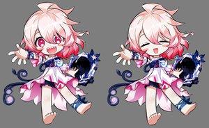 Rating: Safe Score: 19 Tags: barefoot chibi dress elsword laby_(elsword) mirror nisha_(elsword) pink_eyes pink_hair short_hair tagme_(artist) transparent wristwear User: otaku_emmy