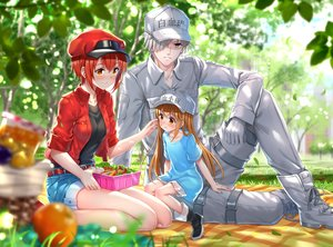 Rating: Safe Score: 32 Tags: ae-3803 anthropomorphism hataraku_saibou loli male platelet_(hataraku_saibou) swordsouls translation_request u-1146 User: luckyluna