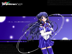 Rating: Safe Score: 11 Tags: anthropomorphism os-tan windows xp User: Kumacuda