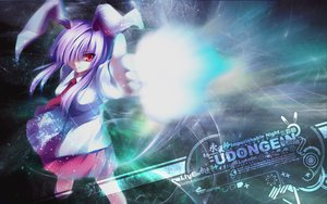 Rating: Safe Score: 72 Tags: animal_ears bunny_ears bunnygirl long_hair purple_hair red_eyes reisen_udongein_inaba skirt touhou User: Oyashiro-sama