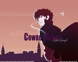 Rating: Safe Score: 6 Tags: all_male cowboy_bebop male spike_spiegel User: Oyashiro-sama