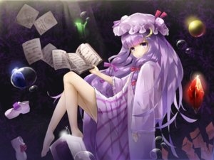 Rating: Safe Score: 23 Tags: aliasing long_hair mage patchouli_knowledge purple_hair touhou User: luckyluna
