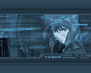 Rating: Safe Score: 9 Tags: ghost_in_the_shell ghost_in_the_shell:_stand_alone_complex kusanagi_motoko User: Oyashiro-sama