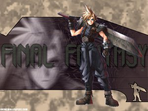 Rating: Safe Score: 1 Tags: cloud_strife final_fantasy final_fantasy_vii User: Oyashiro-sama