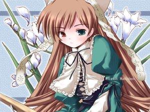 Rating: Safe Score: 7 Tags: bicolored_eyes lolita_fashion rozen_maiden suiseiseki User: Oyashiro-sama