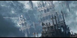 Rating: Safe Score: 53 Tags: building city clouds original pixiv_fantasia scenic sky swd3e2 watermark User: RyuZU
