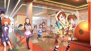 Rating: Safe Score: 68 Tags: futami_ami futami_mami ganaha_hibiki group hagiwara_yukiho idolmaster idolmaster_cinderella_girls kikuchi_makoto male minase_iori producer_(idolmaster) shibuya_rin shimamura_uzuki tagme_(character) takatsuki_yayoi tokinohimitsu twins User: gnarf1975
