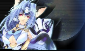 Rating: Safe Score: 38 Tags: animal_ears blue_hair catgirl creayus kos-mos xenosaga User: Tensa