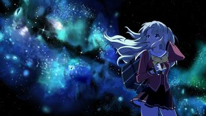 Rating: Safe Score: 78 Tags: blue_eyes bow camera charlotte food gray_hair long_hair pocky school_uniform skirt sky stars tomori_nao yuuri_(asterisk) User: RyuZU