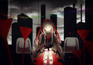 Rating: Safe Score: 112 Tags: azami_(kagerou_project) kagerou_project pudding_(8008208820) User: FormX