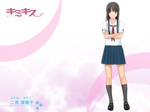 Rating: Safe Score: 15 Tags: futami_eriko kimikiss takayama_kisai User: Oyashiro-sama