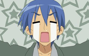 Rating: Safe Score: 8 Tags: izumi_soujirou lucky_star stars User: Oyashiro-sama