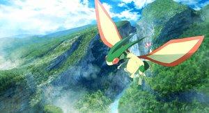 Rating: Safe Score: 17 Tags: clouds flygon landscape nobody pokemon ribero scenic sky water waterfall User: otaku_emmy