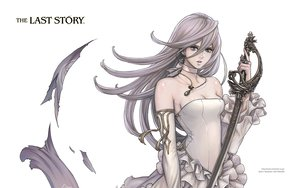 Rating: Safe Score: 102 Tags: kanan_(the_last_story) mistwalker nintendo sword the_last_story weapon white User: HawthorneKitty