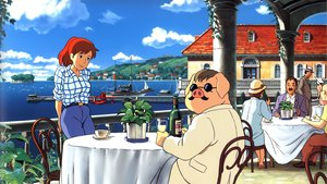 Rating: Safe Score: 12 Tags: aircraft boat building clouds drink fio_piccolo ghibli porco_rosso porco_rosso_(character) sky sunglasses water User: Nightboyz