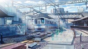 Rating: Safe Score: 31 Tags: aliasing building city clouds industrial lmf13007102 nobody original scenic sky train User: Dreista