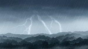 Rating: Safe Score: 65 Tags: mclelun nobody original rain sky water watermark User: RyuZU