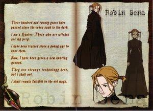 Rating: Safe Score: 10 Tags: robin_sena witch witch_hunter_robin User: Oyashiro-sama