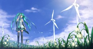 Rating: Safe Score: 13 Tags: aliasing hatsune_miku hotto_kakigōri vocaloid User: sadodere-chan