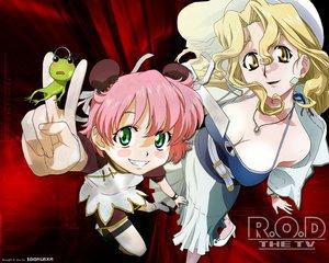 Rating: Safe Score: 9 Tags: anita_king blonde_hair green_eyes michelle_cheung pink_hair read_or_die User: Oyashiro-sama