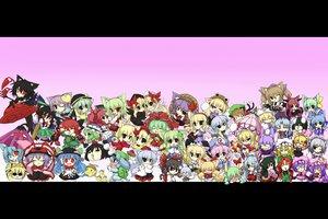 Rating: Safe Score: 32 Tags: aki_minoriko aki_shizuha alice_margatroid animal_ears bunnygirl catgirl chen chibi cirno daiyousei demon doll ex_keine fairy flandre_scarlet fujiwara_no_mokou group hakurei_reimu hazuki_ruu himekaidou_hatate hinanawi_tenshi hong_meiling houjuu_nue houraisan_kaguya ibuki_suika inaba_tewi inubashiri_momiji izayoi_sakuya japanese_clothes kaenbyou_rin kagiyama_hina kamishirasawa_keine kawashiro_nitori kazami_yuuka kirisame_marisa koakuma kochiya_sanae komeiji_koishi komeiji_satori konpaku_youmu lily_black lily_white maid miko moriya_suwako mousegirl myon mystia_lorelei nagae_iku nazrin onozuka_komachi patchouli_knowledge reisen_udongein_inaba reiuji_utsuho remilia_scarlet rumia saigyouji_yuyuko shameimaru_aya shanghai_doll shikieiki_yamaxanadu tatara_kogasa toramaru_shou touhou vampire witch wolfgirl yagokoro_eirin yakumo_ran yakumo_yukari yasaka_kanako yukkuri_shiteitte_ne User: grudzioh