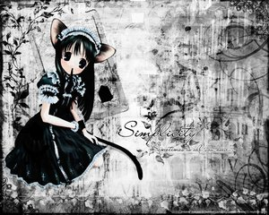 Rating: Safe Score: 15 Tags: animal_ears catgirl maid User: Oyashiro-sama