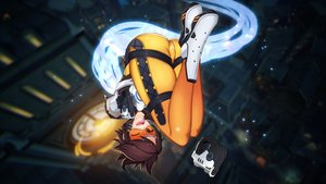 Rating: Safe Score: 214 Tags: bodysuit boots brown_eyes brown_hair candy daydream_(zhdkffk21) lollipop overwatch short_hair tracer User: FormX