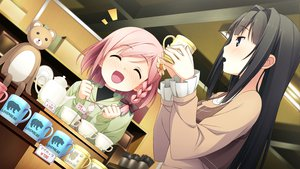Rating: Safe Score: 37 Tags: ayase_sayuki game_cg kantoku your_diary yua User: Maboroshi