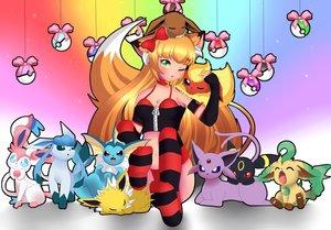 Rating: Safe Score: 32 Tags: eevee pokemon User: Kaoriii
