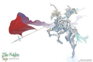 Rating: Safe Score: 53 Tags: animal armor horse ladic original watermark white User: otaku_emmy