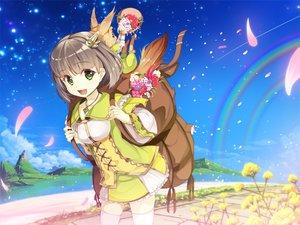 Rating: Safe Score: 5 Tags: original rainbow yuuji_(yukimimi) User: mattiasc02