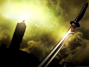 Rating: Safe Score: 6 Tags: blood_(anime) sword weapon User: Oyashiro-sama