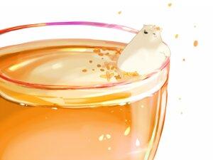 Rating: Safe Score: 20 Tags: animal bear chai_(artist) cropped drink flowers nobody original petals polychromatic signed white User: otaku_emmy