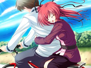 Rating: Safe Score: 13 Tags: game_cg magus_tale ponytail red_hair seera_finis_victoria tenmaso whirlpool User: Oyashiro-sama