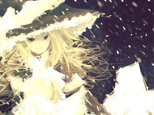 Rating: Safe Score: 20 Tags: kirisame_marisa touhou witch User: Oyashiro-sama