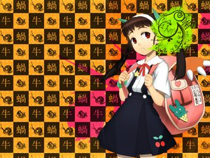 Rating: Safe Score: 24 Tags: bakemonogatari hachikuji_mayoi loli monogatari_(series) User: HawthorneKitty