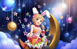 Rating: Safe Score: 23 Tags: aiba_yumi annin_doufu idolmaster idolmaster_cinderella_girls idolmaster_cinderella_girls_starlight_stage User: RyuZU