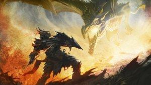Rating: Safe Score: 163 Tags: armor dragon fire sword the_elder_scrolls weapon User: Freenight