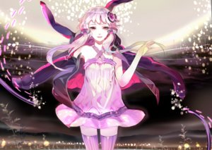 Rating: Safe Score: 162 Tags: 119 dress hoodie long_hair purple_eyes purple_hair thighhighs vocaloid voiceroid yuzuki_yukari zettai_ryouiki User: FormX