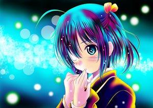 Rating: Safe Score: 73 Tags: aka_kitsune chuunibyou_demo_koi_ga_shitai! polychromatic takanashi_rikka User: Mhand16