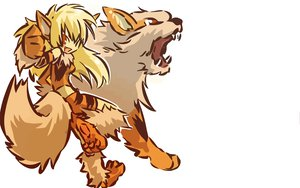 Rating: Safe Score: 71 Tags: anthropomorphism arcanine pokemon User: 秀悟