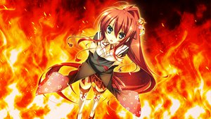 Rating: Safe Score: 42 Tags: appare!_tenka_gomen fire game_cg katagiri_hinata tokugawa_yoshine User: Maboroshi
