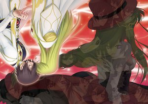 Rating: Safe Score: 13 Tags: cc code_geass lelouch_lamperouge male minami_anzu User: Tensa
