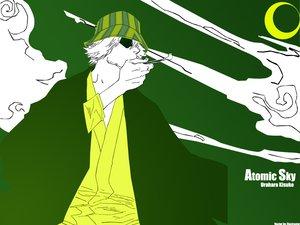 Rating: Safe Score: 0 Tags: all_male bleach green male urahara_kisuke User: Oyashiro-sama