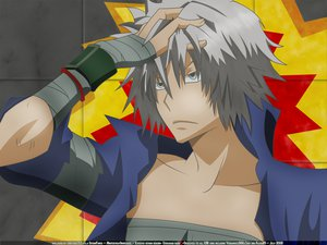 Rating: Safe Score: 6 Tags: gokudera_hayato katekyou_hitman_reborn User: Tensa