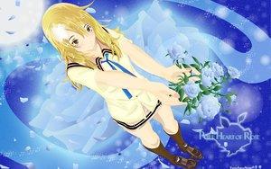 Rating: Safe Score: 37 Tags: air_gear blonde_hair flowers rose sumeragi_kururu User: N1