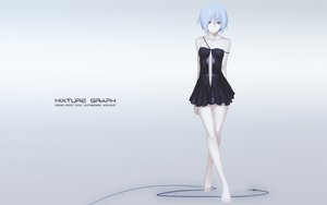 Rating: Safe Score: 53 Tags: blue_eyes blue_hair dress see_through User: rargy
