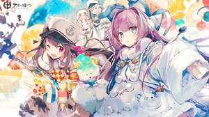 Rating: Safe Score: 68 Tags: animal_ears anthropomorphism aqua_eyes azur_lane blonde_hair brown_hair drink food gloves gray_hair group grozny_(azur_lane) hat ice_cream logo loli long_hair minsk_(azur_lane) namie-kun pamiat_merkuria_(azur_lane) purple_eyes purple_hair red_eyes tashkent_(azur_lane) User: Nepcoheart