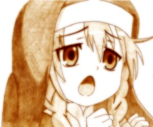 Rating: Safe Score: 3 Tags: angelene braids close godees hat long_hair monochrome nun to_aru_majutsu_no_index User: SciFi