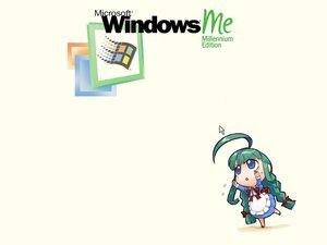 Rating: Safe Score: 16 Tags: anthropomorphism hirai_yukio kakuaki maid me os-tan windows User: Oyashiro-sama